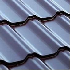 Металлочерепица OMEGA 0.45 мм глянцевое/polyester/PE