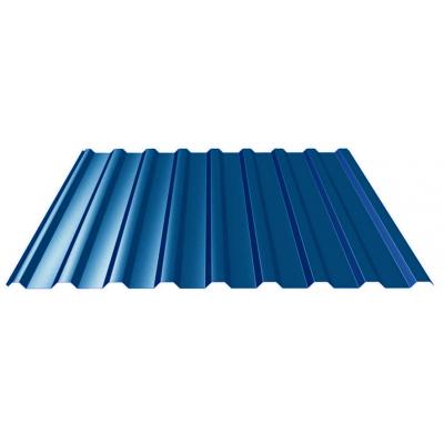 Профнастил ПС/ПК-15 0,40 мм глянцевое/polyester/PE