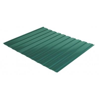 Профнастил ПС/ПК-10 0,40 мм глянцевое/polyester/PE