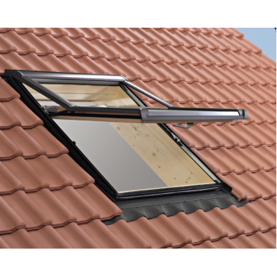 Roto мансардное окно Designo WDF R7 K (ПВХ)