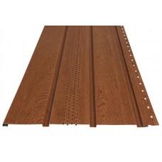 Ruukki PANEL панель потолочная софит polyester wood/PW